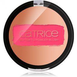 Catrice Blush Flush krémová tvářenka odstín 01 Vibrant Pink 3,87 g