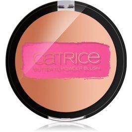 Catrice Blush Flush krémová tvářenka odstín 03 Raspberry Sorbet 3,87 g