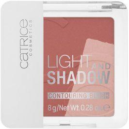 Catrice Light & Shadow konturovací tvářenka odstín 010 Bronze Me Up, Scotty! 8 g