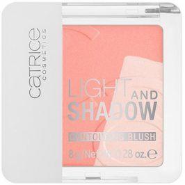Catrice Light & Shadow konturovací tvářenka odstín 020 A Flamingo in Santo Domingo 8 g