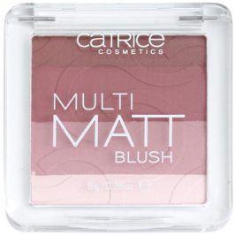 Catrice Multi Matt tvářenka s matným efektem odstín 020 La-Lavender 8 g