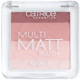 Catrice Multi Matt tvářenka s matným efektem odstín 010 Love, Rosie! 8 g