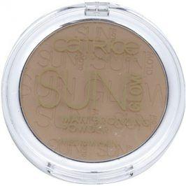 Catrice Sun Glow bronzující pudr odstín 030 Medium Bronze  9,5 g