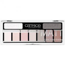 Catrice The Modern Matt Collection paleta očních stínů odstín 010 The Must-Have Matts 10 g