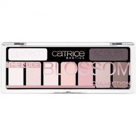 Catrice The Nude Blossom Collection paleta očních stínů odstín 010 Blossom 'N Roses 10 g