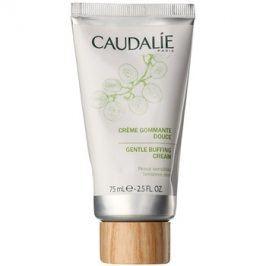 Caudalie Masks&Scrubs jemný exfoliační krém pro citlivou pleť  75 ml