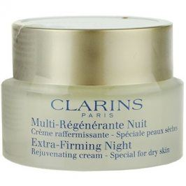 Clarins Extra-Firming noční zpevňující a protivráskový krém pro suchou pleť  50 ml