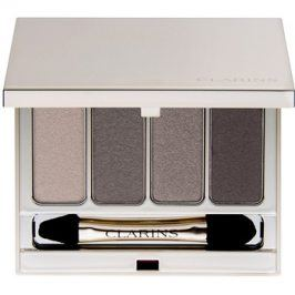 Clarins Eye Make-Up Palette 4 Couleurs paleta očních stínů odstín 03 Brown 6,9 g