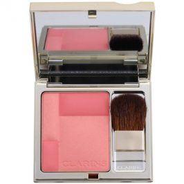 Clarins Face Make-Up Blush Prodige rozjasňující tvářenka odstín 03 Miami Pink  7,5 g