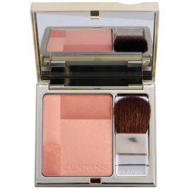 Clarins Face Make-Up Blush Prodige rozjasňující tvářenka odstín 02 Soft Peach  7,5 g
