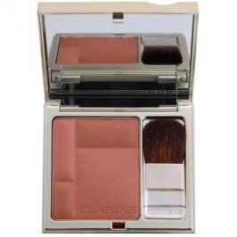 Clarins Face Make-Up Blush Prodige rozjasňující tvářenka odstín 07 Tawny Pink  7,5 g