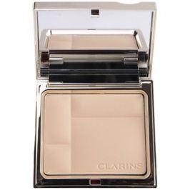 Clarins Face Make-Up Ever Matte kompaktní minerální pudr pro matný vzhled odstín 01 Transparent Light  10 g