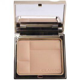 Clarins Face Make-Up Ever Matte kompaktní minerální pudr pro matný vzhled odstín 02 Transparent Medium  10 g