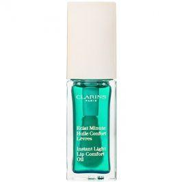 Clarins Lip Make-Up Instant Light vyživující péče na rty odstín 06 Mint 7 ml
