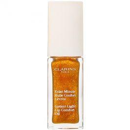 Clarins Lip Make-Up Instant Light vyživující péče na rty odstín 07 Honey Glam 7 ml