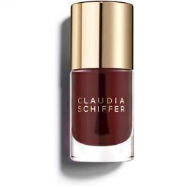 Claudia Schiffer Make Up Lips tekutá tvářenka a lesk na rty odstín Fire Island 10 ml