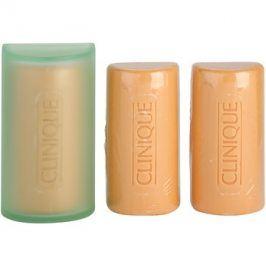 Clinique 3 Steps čisticí mýdlo pro smíšenou a mastnou pleť  150 g