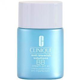 Clinique Anti-Blemish Solutions BB krém proti nedokonalostem pleti SPF 40 odstín Light 30 ml