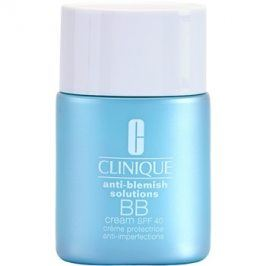 Clinique Anti-Blemish Solutions BB krém proti nedokonalostem pleti SPF 40 odstín Medium 30 ml