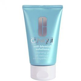 Clinique Anti-Blemish Solutions čisticí gel proti nedokonalostem pleti  125 ml