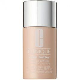 Clinique Even Better rozjasňující tekutý make-up SPF15 odstín CN 08 Linen 30 ml