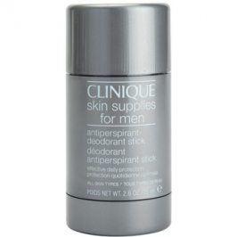 Clinique For Men tuhý deodorant pro všechny typy pokožky  75 ml