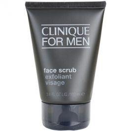 Clinique For Men pleťový peeling pro muže  100 ml