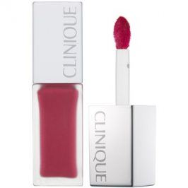 Clinique Pop Matte matná barva na rty odstín 03 Candied Apple Pop 6 ml