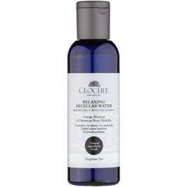Clochee Simply Organic micelární čisticí voda  100 ml