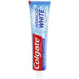 Colgate Advanced White bělicí pasta proti skvrnám na zubní sklovině  125 ml