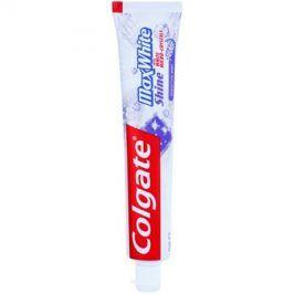 Colgate Max White Shine pasta posilující zubní sklovinu pro zářivý úsměv příchuť Seductive Mint 75 ml