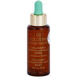 Collistar Pure Actives zpevňující sérum na dekolt a poprsí s kolagenem  50 ml