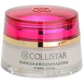 Collistar Special First Wrinkles noční regenerační zpevňující krém pro citlivou pleť  50 ml