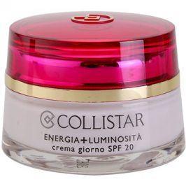 Collistar Special First Wrinkles denní protivráskový krém SPF 20  50 ml