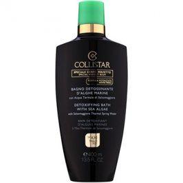 Collistar Special Perfect Body detoxikační koupelový olej s výtažky z mořských řas  400 ml