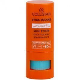 Collistar Sun Protection lokální péče proti slunečnímu záření SPF50+  8 ml