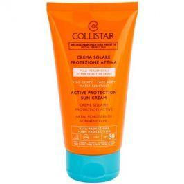 Collistar Sun Protection voděodolný krém na opalování SPF30  150 ml