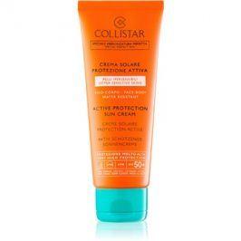 Collistar Sun Protection ochranný krém na opalování SPF50+  100 ml