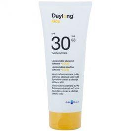 Daylong Kids lipozomální ochranné mléko SPF30  200 ml