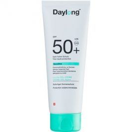 Daylong Sensitive ochranný gelový krém pro citlivou pokožku SPF 50+  100 ml