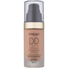 Deborah Milano DD Daily Dream make-up proti stárnutí pleti SPF 15 odstín 02 Beige 30 ml