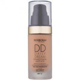 Deborah Milano DD Daily Dream make-up proti stárnutí pleti SPF15 odstín 04 Apricot 30 ml