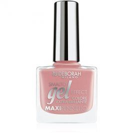 Deborah Milano Smalto Gel Effect lak na nehty s gelovým efektem odstín 30 8,5 ml