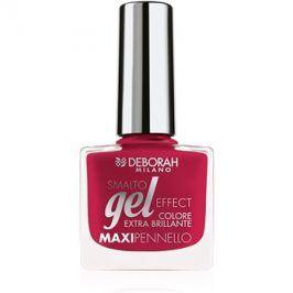 Deborah Milano Smalto Gel Effect lak na nehty s gelovým efektem odstín 20 8,5 ml
