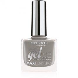 Deborah Milano Smalto Gel Effect lak na nehty s gelovým efektem odstín 44 8,5 ml