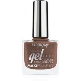 Deborah Milano Smalto Gel Effect lak na nehty s gelovým efektem odstín 57 8,5 ml