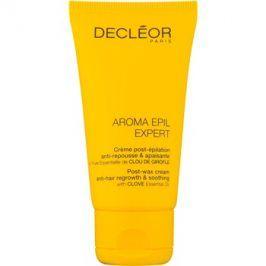 Decléor Aroma Epil Expert zklidňující krém po holení na zpomalení růstu chloupků  50 ml