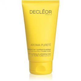Decléor Aroma Pureté čisticí a okysličující maska 2v1  50 ml