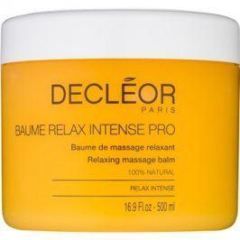 Decléor Relax Intense relaxační masážní balzám s esenciálními oleji  500 ml