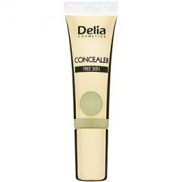 Delia Cosmetics Concealer krycí korektor odstín Green 10 ml